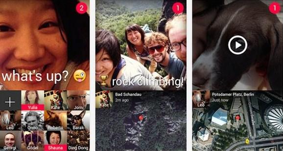 TapTalk, aplicación de mensajería móvil