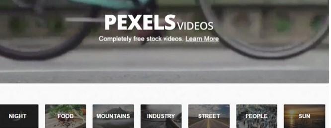Encontrar videos HD gratuitos