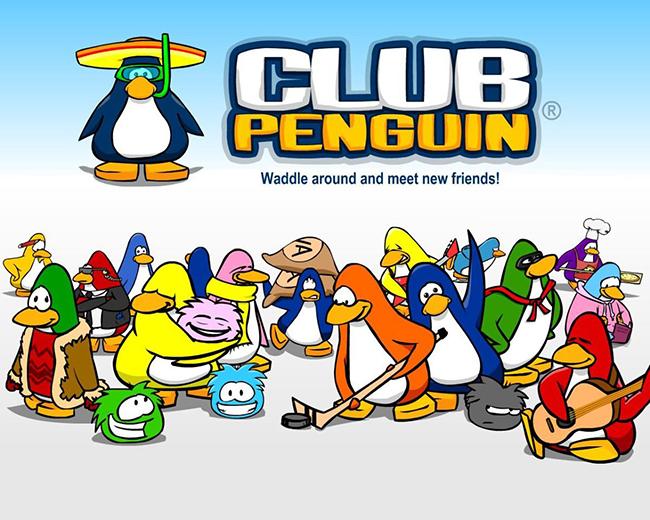 Club Penguin, Una Red social para Niños de Disney