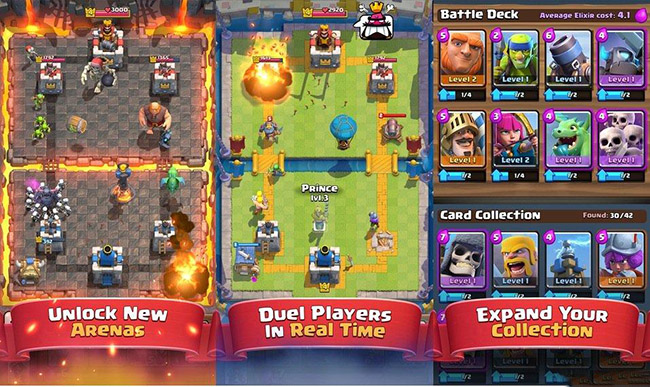 Descargar Clash Royale Gratis