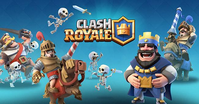 Clash Royale 2016