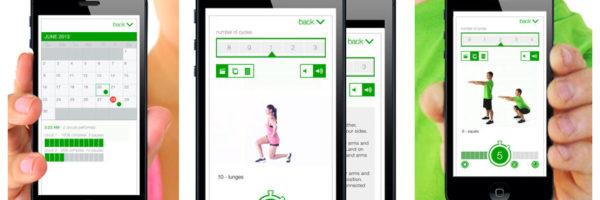 apps para realizar ejercicios